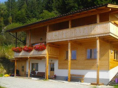 Photo for Semi-detached house, Zell am Ziller  in Zillertal - 12 persons, 5 bedrooms