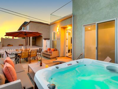 Photo for 20% OFF APR 1ST-17TH! Mission Beach Condo w/ Jacuzzi, Steps to Beach & Bay