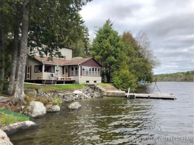 Photo for Waterfront property on beautiful and clean Beech Hill Pond