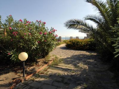Photo for Villa with direct access to the beach between Catania and Syracuse
