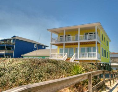 Photo for SeaOver Cottage: 6 BR / 5 BA single family home in Carolina Beach, Sleeps 16