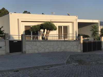 Photo for Casa do Sol in Figueiredo -Amares.  Is a new modern house for 6 persons.