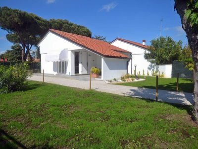 Photo for New villa on the ground floor with a large garden in a quiet and green area