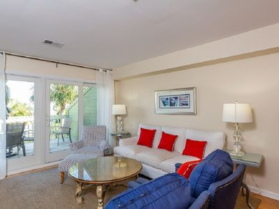 Photo for Mariner's Walk 7F/ 3BR Near Ocean Condo w/ Wild Dunes Amenities!