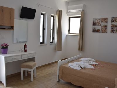 Photo for Renovated Apartments 50 Meters Away From The Beach_2Min Walk To Platanias Center