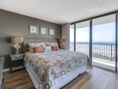 Photo for Beautiful Oceanfront Condo Just Steps from Barefoot Landing!