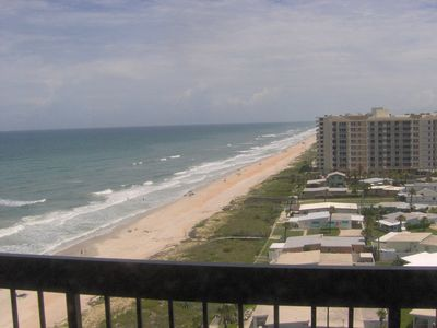 Photo for Direct Oceanfront Condo In Ormond Beach