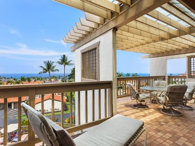 Photo for Aloha Condos, Kona Coast Resort, Condo 1-304, Ocean View