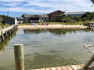 Photo for Water's Edge:  Pet friendly, shared dock, private beach, large yard.
