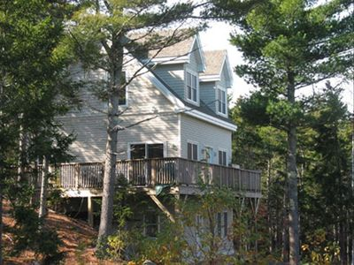 Photo for Ultra Modern Beautiful Home Overlooking Frenchmans Bay