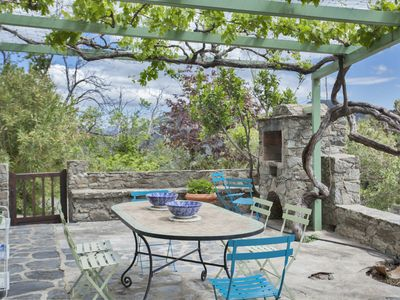Photo for Beautiful stone house in the village of Poggio-di-Nazza