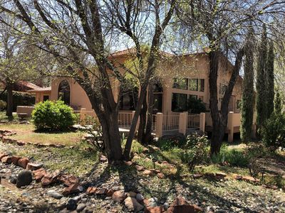 LOVELY 3 BR HOME IN DESIRABLE & SERENE SEDONA AVAILABLE FOR 30+ DAYS