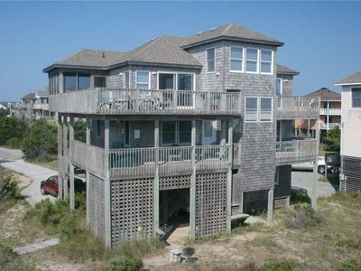 Photo for O'Sun  OCEANFRONT in Avon w/HotTub, Pool table