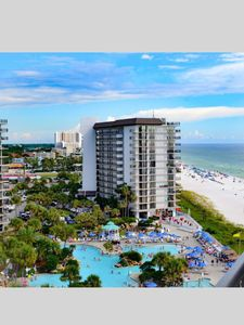 Photo for Beachfront condo- Panama City Beach