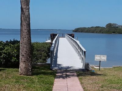Photo for Peaceful Ozona waterfront community.  Available Dec. 1-31 or Feb 20-March 20