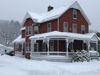 Photo for Updated Village Victorian on Ski Shuttle, walk to all amenties in town!