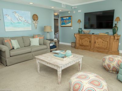 Photo for New Listing! Oceania 201 ( 3 Bedroom condo )