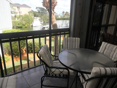 Photo for Siesta Key Condo with Dock.  Close to Beach