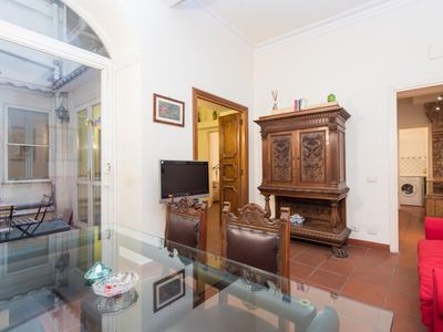 Photo for Piazza Navona Courtyard Apartment