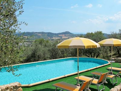 Photo for Vacation home Poggio all'Aia (CEL130) in Casole d'Elsa - 8 persons, 4 bedrooms