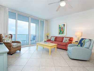 Photo for San Carlos 805: 3 BR / 3 BA condo in Gulf Shores, Sleeps 8