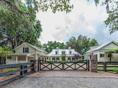 Photo for Cedar Bluff Carriage House on May River in Old Town Bluffton