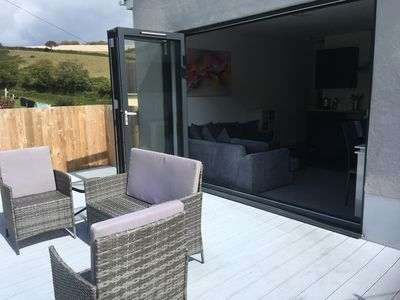 Photo for Nancy's Place,  Kingsand   Modern Spacious  2 Bed House with Views