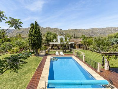 Photo for Villa La Vinyeta in Pollensa