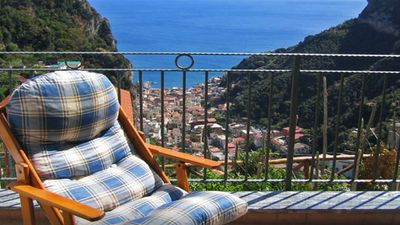 Photo for CASA ISCHIA - HOLIDAY APARTMENT - PONTONE - SCALA - AMALFI COAST
