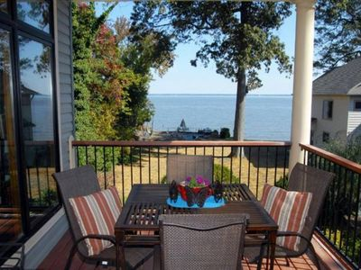 Photo for Charming Annapolis Waterview Home