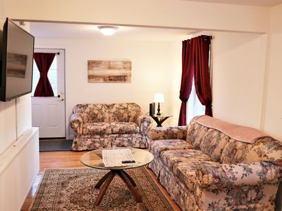 Photo for Cozy Orono Suite Near Downtown and University! Short Walk To Orono Brewing Co.