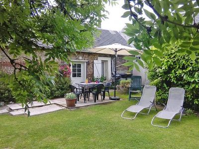 Photo for Semi-detached house, Vattetot-sur-Mer  in Seine - Maritime - 2 persons, 1 bedroom