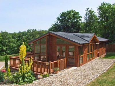 Photo for ELM LODGE, family friendly, with a garden in Glasshouse, Ref 27869