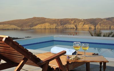 Photo for we rent villas for 2,6,8 until 14 persons 200 m from the sea