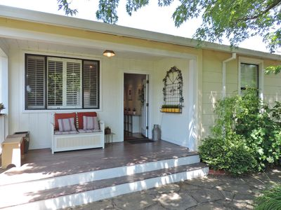 Photo for Peace and Quiet Walking Distance from Sonoma Square