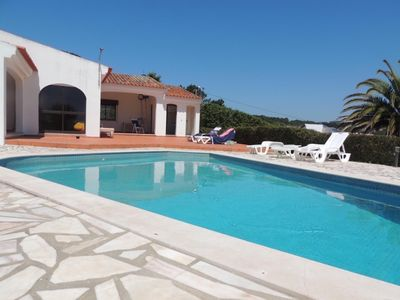 Photo for BEAUTIFUL APARTMENT FOR 6 - SPACIOUS AND BRIGHT FACE IN LAGUNE - NEAR NAZARE