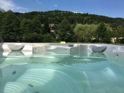 Photo for Chalet Climontaine with jacuzzi in Alsace