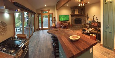 Photo for Luxury Retreat on 13 Secluded Acres With Spa Just Outside McCall