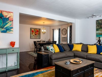 Luxury spacious ocean-view condo with private patio