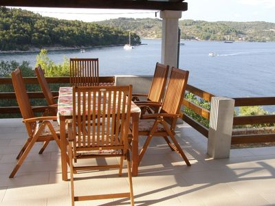 Photo for Holiday house Vers  - Cove Picena (Vela Luka), Island Korcula, Croatia