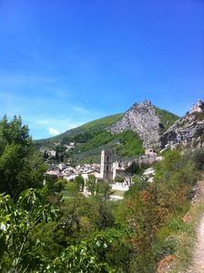 Photo for Chambre 21, bed and breakfast in Provence: Entrevaux, near Nice