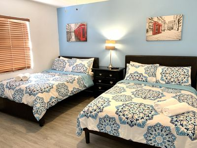 Photo for ❤️HOME SWEET HOME❤️ Sleeps 8 Close to malls/airport