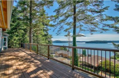Photo for Lovely Home on Similk Bay with stunning views....