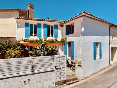 Photo for Vintage Guesthouse: 85m2 on for 4 people.