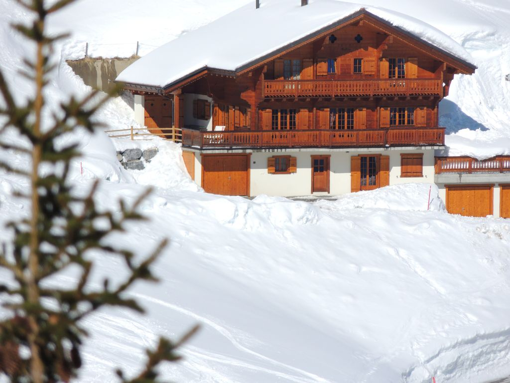 Chalet in montagna per 11 persone a champery 407497 for Piani chalet sci