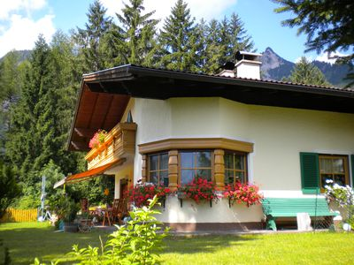 Photo for quiet, unobstructed location, LECHTAL, HAHNENKAMM / Reutte, NR, no pets, quiet
