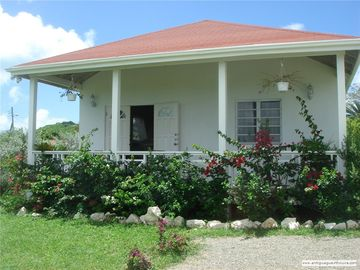 Admiral House (Demeure de l'amiral), English Harbour, Saint-Paul, Antigua-et-Barbuda