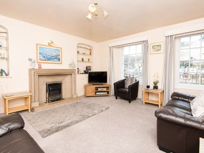 Photo for Holiday apartment in the heart of East Looe