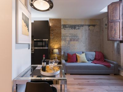 Photo for APARTMENT DELUXE situated in a private courtyard with Duomo view