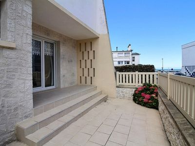 Photo for Charming apartment close to the beach.